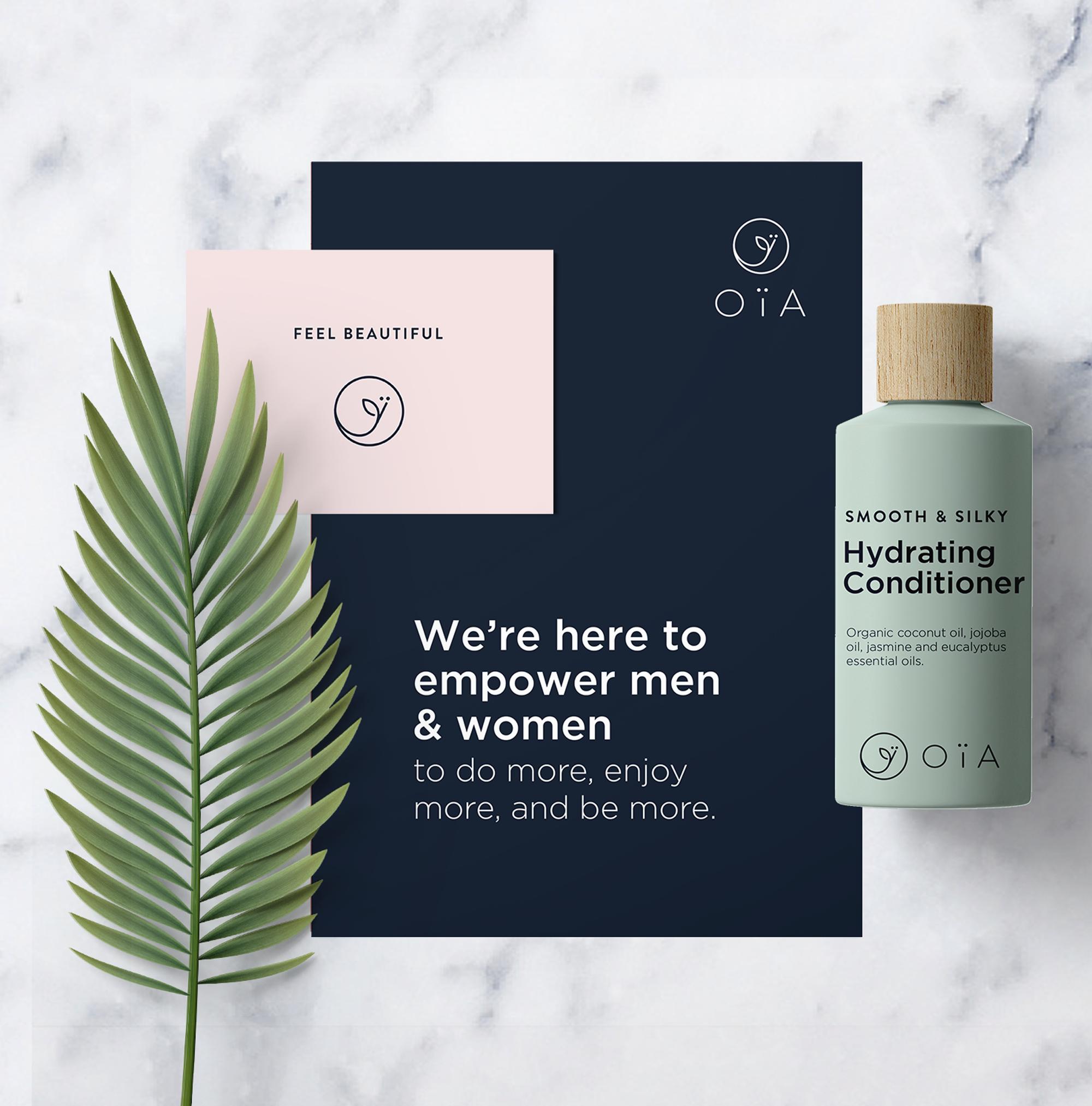 beauty brand identity startup dubai